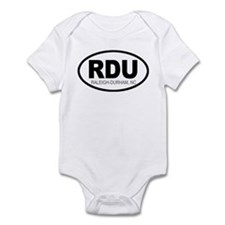 'Raleigh-Durham' Infant Bodysuit