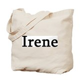 Irene - Personalized Tote Bag