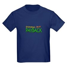 Grandma's Little Payback T