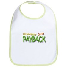 Grandma's Little Payback Bib
