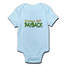Grandma's Little Payback Infant Bodysuit