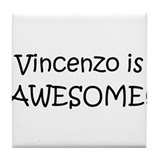 Cool Vincenzo Tile Coaster