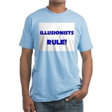 Illusionists Rule! Shirt