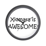 Cool Xiomara Wall Clock