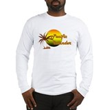 Pacific Islander Long Sleeve T-Shirt