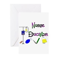 Nurse Educator Greeting Cards (Pk of 10)