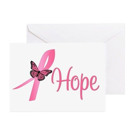Breast Cancer Hope Greeting Cards (Pk of 10)