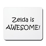 Unique Zelda Mousepad