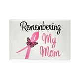 Remembering My Mom (BC) Rectangle Magnet (10 pack)