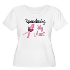 Remembering My Aunt (BC) T-Shirt