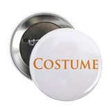 "This is My Halloween Costume 2.25"" Button (100 pac"