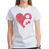"""Breastfeeding is Love"" Tee"