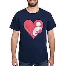 Breastfeeding is Love T-Shirt