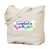 Lorilei's Dog House Tote Bag