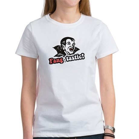 Fang-tastic! Womens T-Shirt