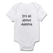 Cool Aleshia Infant Bodysuit