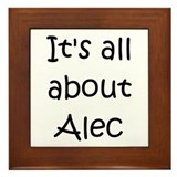 Cool Alec Framed Tile