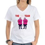 The Eh! Team Women's V-Neck T-Shirt