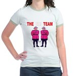 The Eh! Team Jr. Ringer T-Shirt