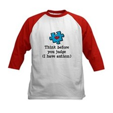 Think Before You Judge Autism Tee