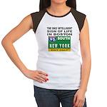 Boston Intelligence Women's Cap Sleeve T-Shirt