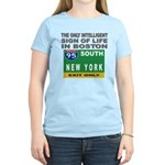 Boston Intelligence Women's Light T-Shirt