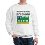 Boston Intelligence Sweatshirt