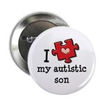 I Love My Autistic Son 2.25