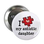 I Love My Autistic Daughter 2.25