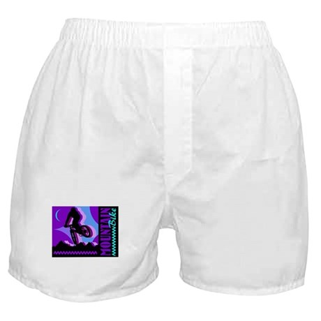 Mountain Bicycle Biking Boxer Shorts