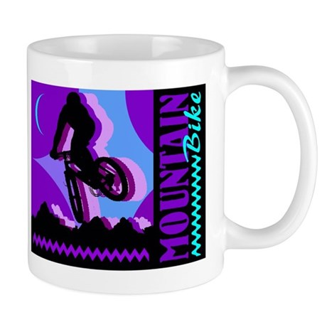 Mountain Bicycle Biking Mug