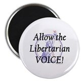Allow the Libertarian voice! Magnet