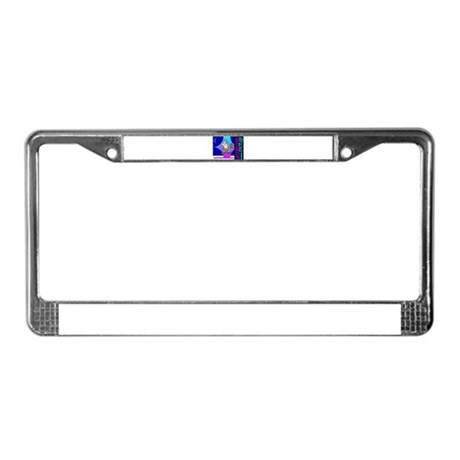 Alternate Energy Skateboard License Plate Frame