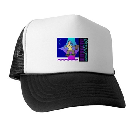 Alternate Energy Skateboard Trucker Hat