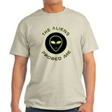 Cute Flying saucers T-Shirt