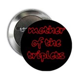 "Halloween_Mother of Triplets 2.25"" Button"