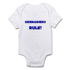 Grenadiers Rule! Infant Bodysuit