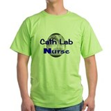 Cath Lab Nurse T-Shirt