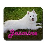 Jasmine the Eskie Mousepad