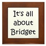 Bridget Framed Tile