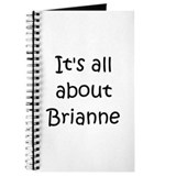 Cool Brianne Journal