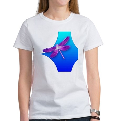 Pretty Dragonfly Women's T-Shirt