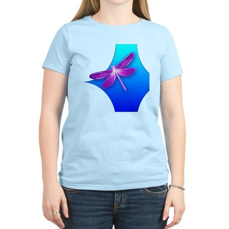 Pretty Dragonfly Women's Light T-Shirt