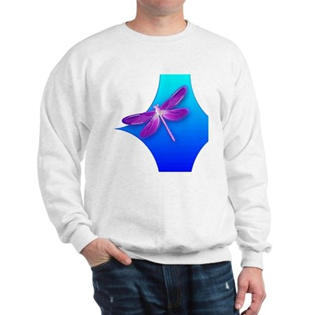 Pretty Dragonfly Sweatshirt