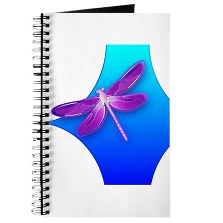 Pretty Dragonfly Journal