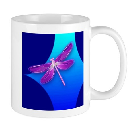 Pretty Dragonfly Mug