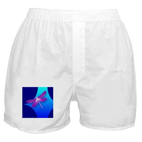 Pretty Dragonfly Boxer Shorts