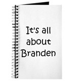 Cool Branden Journal