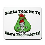 Guard Presents Mousepad