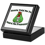Guard Presents Keepsake Box